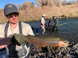 New fishing regulations on the Uncompahgre River in Montrose